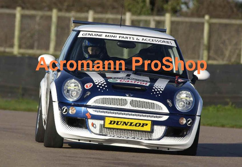 GENUINE MINI PARTS & ACCESSORIES Windshield Decal